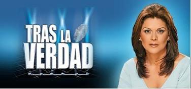 Mara Patricia Castañeda tras la verdad logotipo