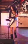 Vanessa Hudgens durante las grabaciones de Will