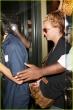 Britney Spears policias paparazzis