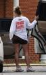 Jaime Lynn shorts piernas