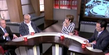 Jose Ramon en Televisa programa television