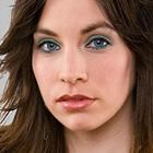 Leire Martinez ojos azules