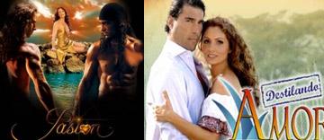 Pasión y Destilando Amor telenovelas
