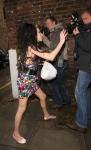 Amy Winehouse golpea paparazzi
