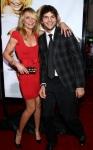 Cameron Diaz y Ashton Kutcher en la Premier de What Happens In Vegas