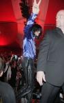 Michael Jackson de fiesta con Bridney Spears y Fergie