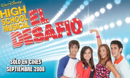 High School Musical El Desafio