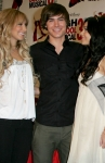 Vanessa Hudgens Zac Efron y Ashley Tisdale