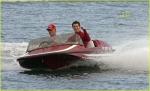 Jonas Brothers graban video Kung Fu Grip