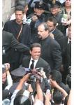 Luis Miguel en Mexico presentando su disco complices