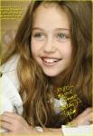 Fotos de Miley Cyrus cuando tenía 9 años