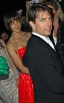 Tom Cruise y Katie Holmes en gala del Museo Metropolitano de Nueva York