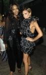 CFDA Naomi Campbell y Victoria Beckham