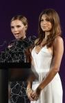 CFDA Eva Mendes y Victoria Beckham