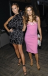 CFDA Fashion Awards 2008  ›  Eva Longoria with Victoria Beckham