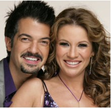 Ingrid Coronado y Fernando del Solar
