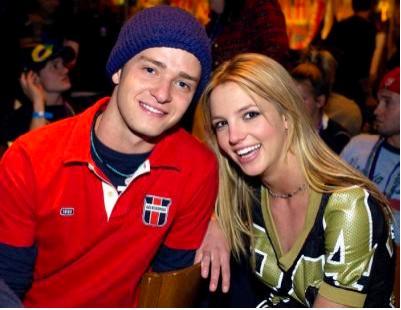 Justin y Britney