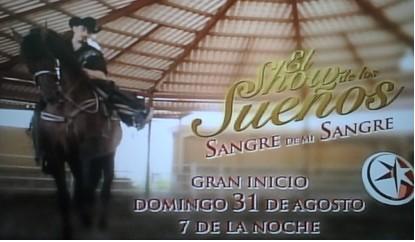 Jose Manuel Figueroa en el show de los sueños
