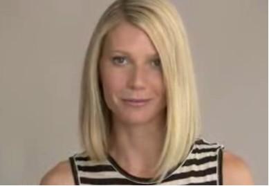 Gwyneth Paltrow pide voto por Obama