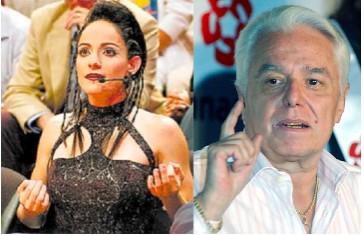 Lolita Cortez y enrique Guzmán