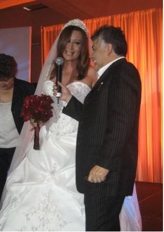 Jessica Maldonado vestida de novia por Mitzy Archivos - TV y ...