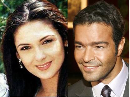 Nora Salinas y Pablo Montero