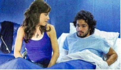 Poncho Herrera y Ana Claudia Talancón comenzaron a grabar la serie Terminales