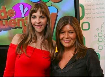 Shanik Berman y Martha Figueroa