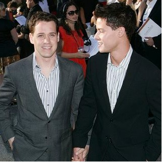 T.R. Knight and Mark Cornelsen