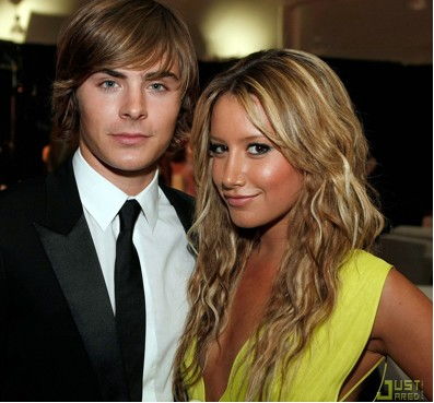 Zac Efron y Ashley Tisdale