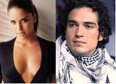 ana Claudia Talancon y poncho Herrera