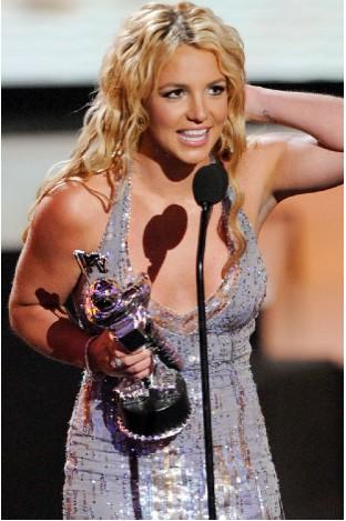Britney Spears en los MTV VMA 2008