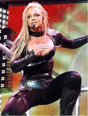 Britney Spears en Show
