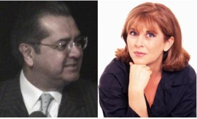 Guillermo ortega y Mayra saucedo