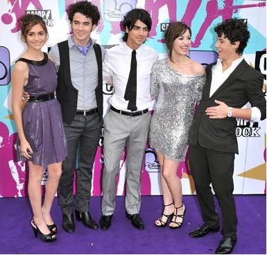Jonas Brothers en Londres
