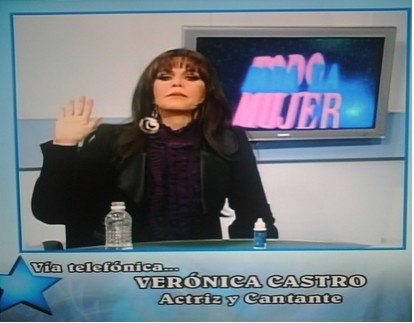 Lucia Mendez en Todo para la mujer