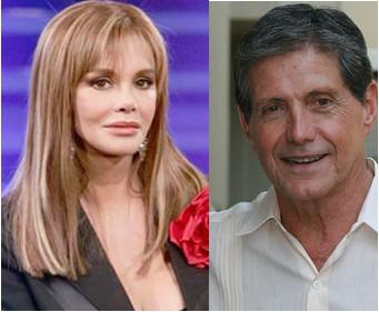 Lucia Mendez y Hector Bonilla