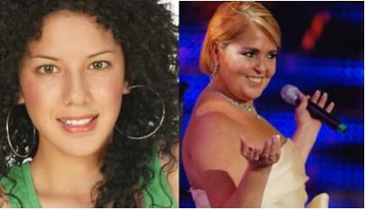 Lupita D´alessio y Brissia