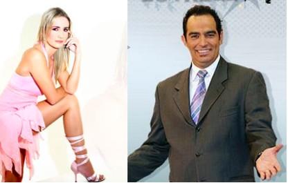 Maggie Hegiy y Omar Fierro