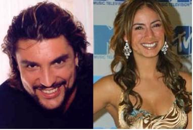 Osvaldo Rios y Claudia Lizaldi