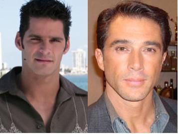 Sergio mayer y Eduardo Rodriguez