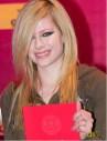 Avril Lavigne reconocida en China