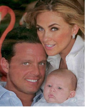 Aracely Arambula y Luis Miguel casados por el civil rumor