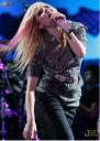 avril Lavigne en concierto en Beijin