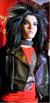 Bill Kaulitz en cera