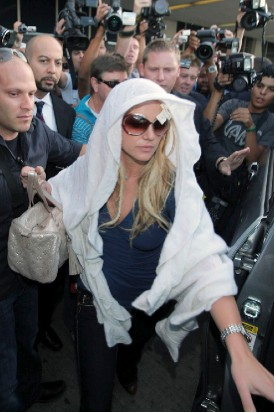 Britney Spears en Los Angeles