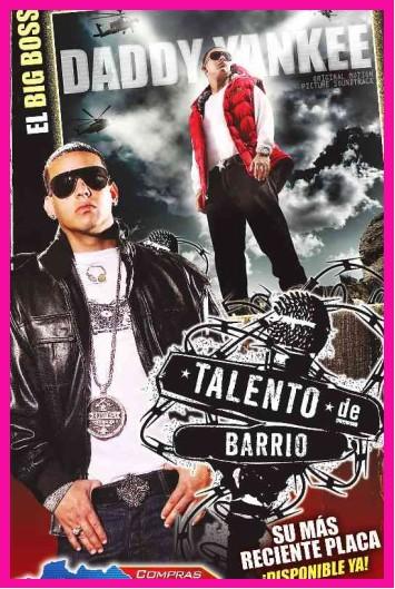 Talento de Barrio con Daddy Yankee ya a la venta