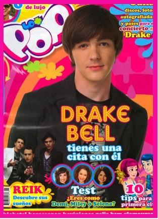 Drake Bell en Lo + Pop