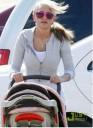 Jamie Lynn al doctor con su bebe