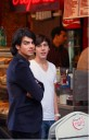 Joe Jonas En Francia